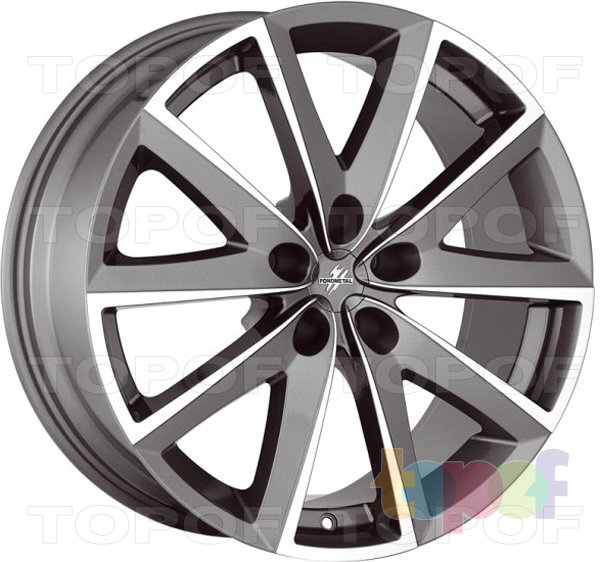 Колесные диски Fondmetal 7600. Модель 2010 года