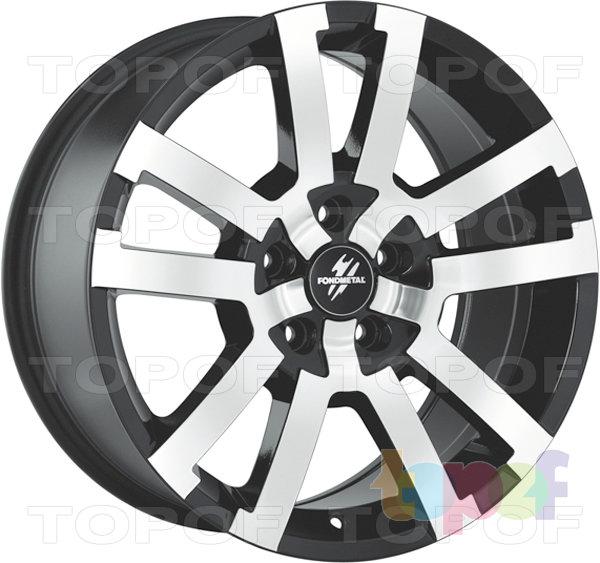 Колесные диски Fondmetal 7700