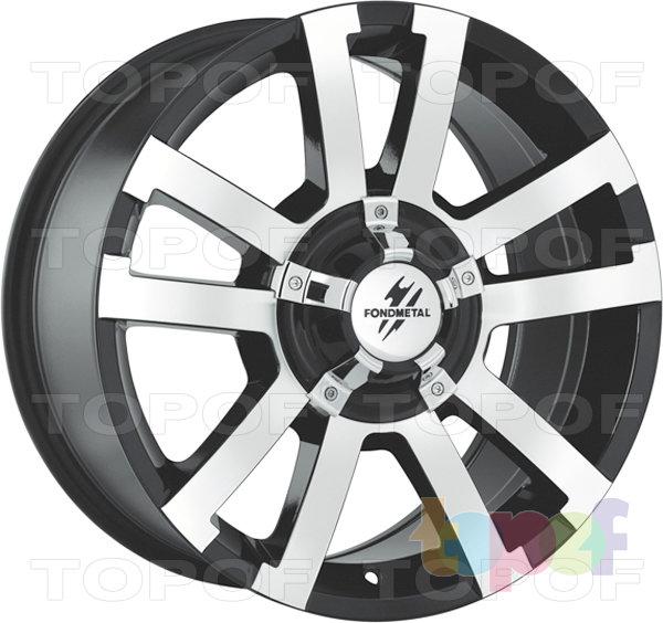 Колесные диски Fondmetal 7700. Изображение модели #2