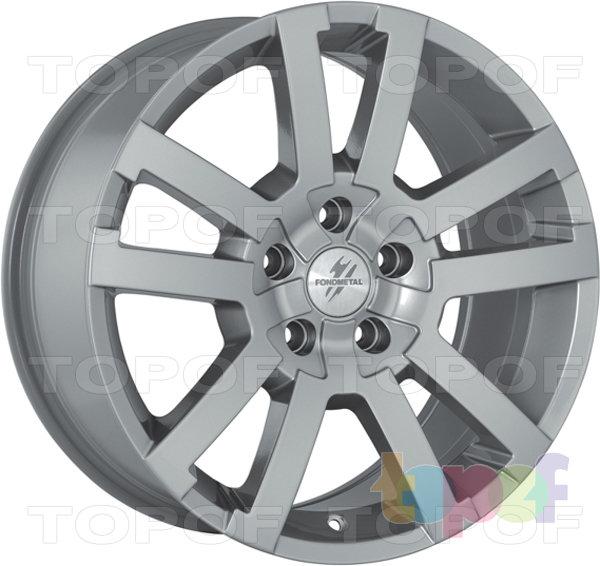 Колесные диски Fondmetal 7700. Изображение модели #3
