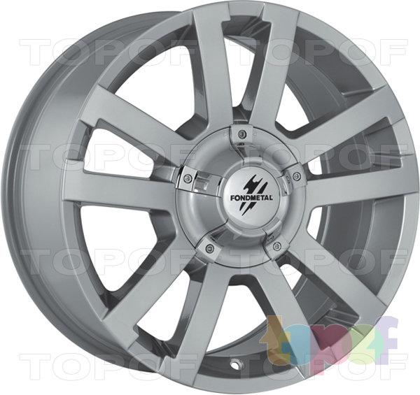 Колесные диски Fondmetal 7700. Изображение модели #4