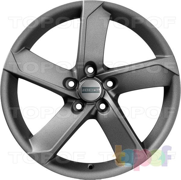 Колесные диски Fondmetal 7900. Matek Silver