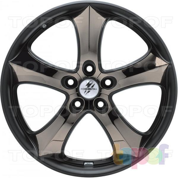 Колесные диски Fondmetal 9GR