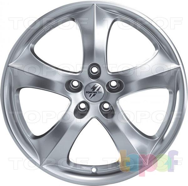 Колесные диски Fondmetal 9GR. Изображение модели #1