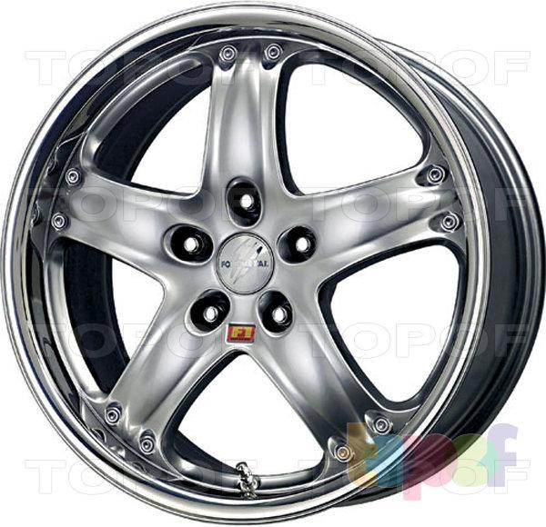 Колесные диски Fondmetal 9X. Изображение модели #1