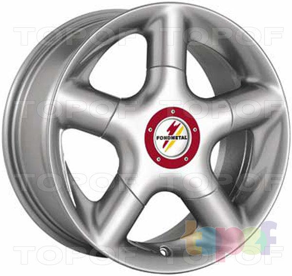 Колесные диски Fondmetal Tech 1. Изображение модели #1