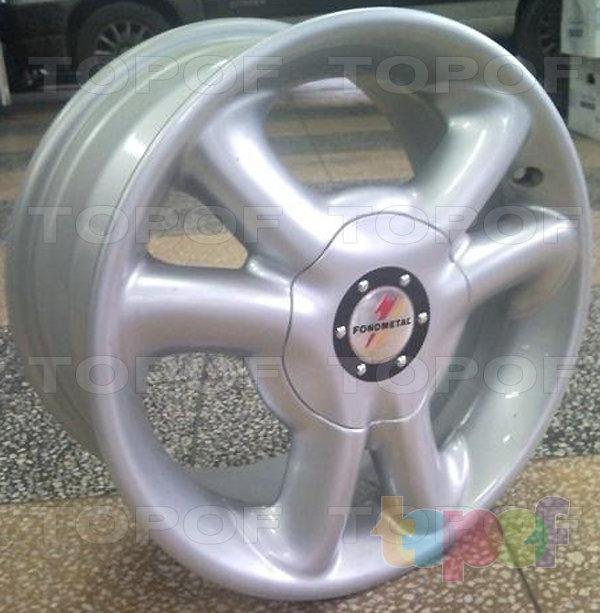 Колесные диски Fondmetal Tech 2. Изображение модели #1
