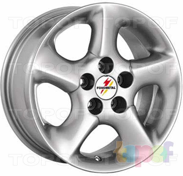 Колесные диски Fondmetal Tech 3. Изображение модели #1