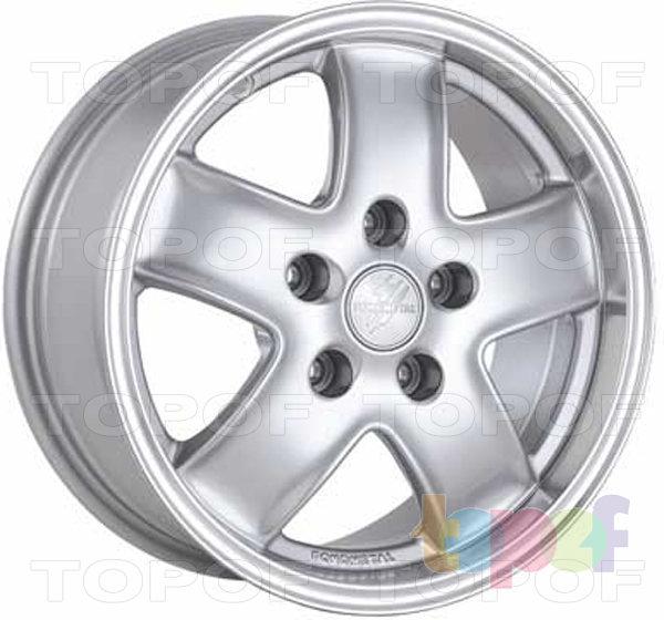Колесные диски Fondmetal Tech 4. Изображение модели #1