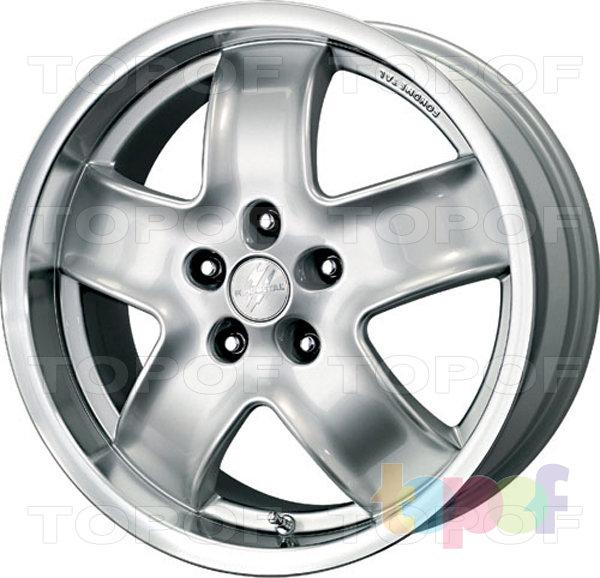 Колесные диски Fondmetal Tech 4. Изображение модели #2