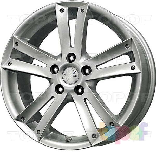 Колесные диски Fondmetal Tech 5