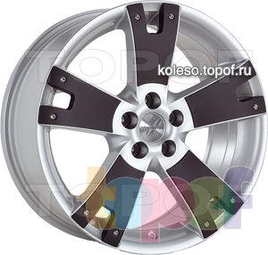 Колесные диски Fondmetal Tech 5. Изображение модели #2