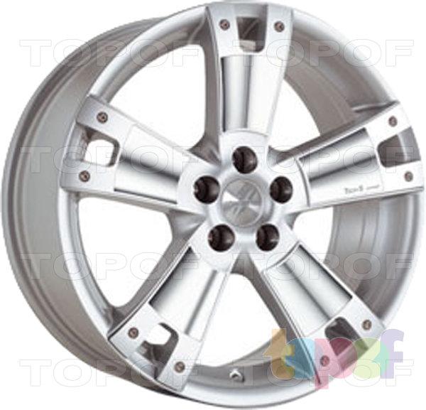 Колесные диски Fondmetal Tech 5. Tech 5 (T502)
