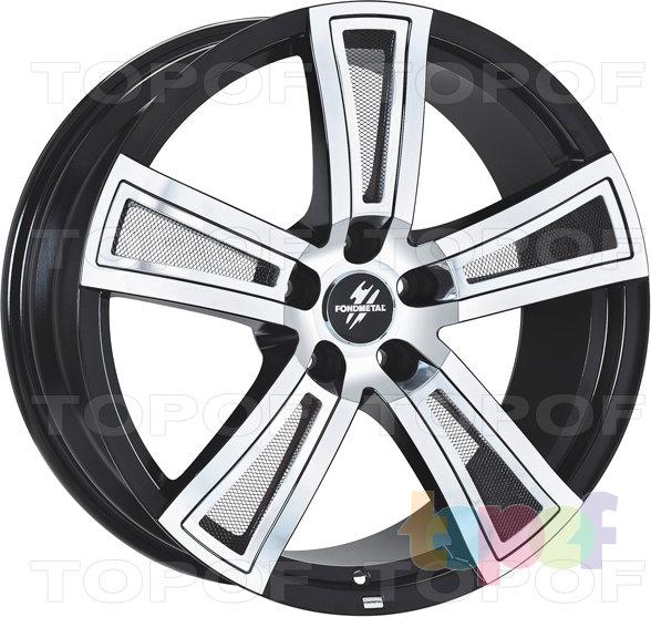 Колесные диски Fondmetal Tech 6. Изображение модели #1