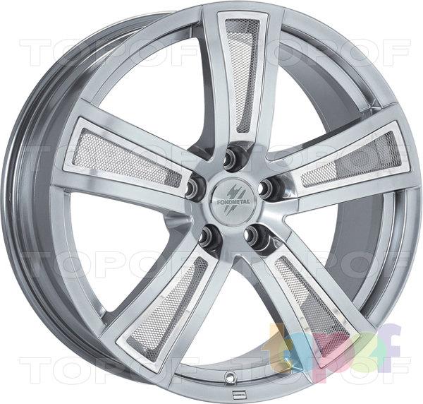 Колесные диски Fondmetal Tech 6. Изображение модели #2