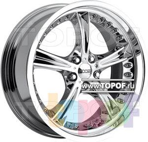 Колесные диски Foose Hornet. Изображение модели #1