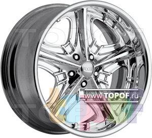 Колесные диски Foose Knight. Изображение модели #1