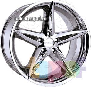 Колесные диски Foose Lusso 5. Изображение модели #1