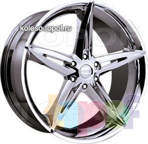 Колесные диски Foose Lusso 6. Изображение модели #1