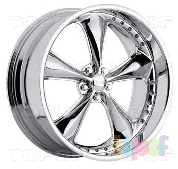 Колесные диски Foose Nitrous 5. Изображение модели #1