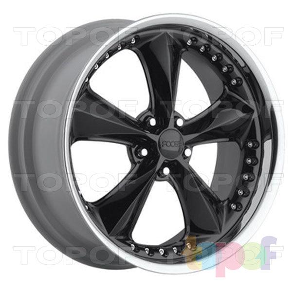 Колесные диски Foose Nitrous 5. Изображение модели #2