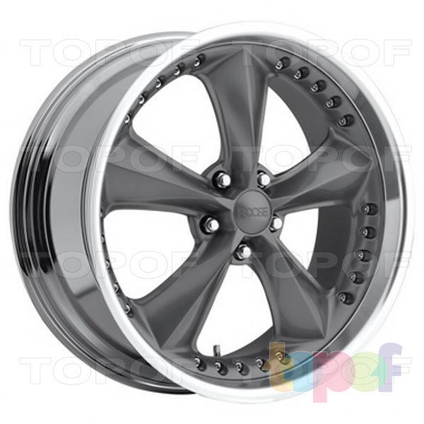 Колесные диски Foose Nitrous 5. Изображение модели #3