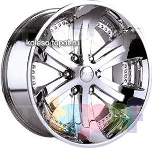 Колесные диски Foose Spank 6. Изображение модели #1
