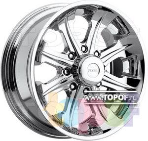 Колесные диски Foose Whip 8. Изображение модели #1