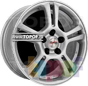 Колесные диски Forsage P0206