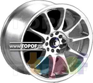 Колесные диски Forsage P0231. Изображение модели #1