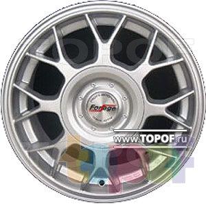 Колесные диски Forsage P0277. Изображение модели #1