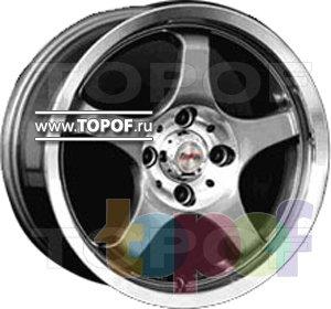 Колесные диски Forsage P0301. Изображение модели #1