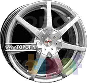 Колесные диски Forsage P0346. Изображение модели #1