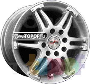 Колесные диски Forsage P0371. Изображение модели #1