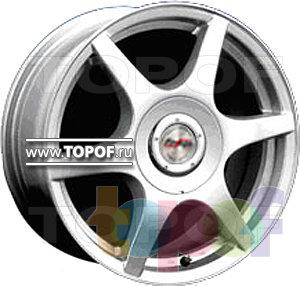 Колесные диски Forsage P0376. Изображение модели #1