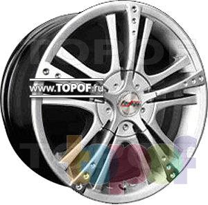 Колесные диски Forsage P0395. Изображение модели #1