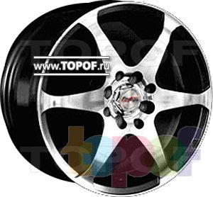 Колесные диски Forsage P0432. Изображение модели #1