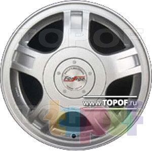 Колесные диски Forsage P0453. Изображение модели #1