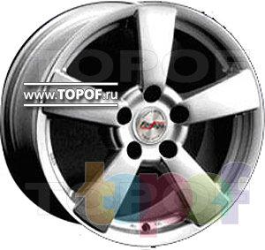 Колесные диски Forsage P0470. Изображение модели #1