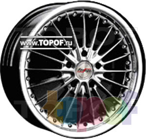 Колесные диски Forsage P0607. Изображение модели #1
