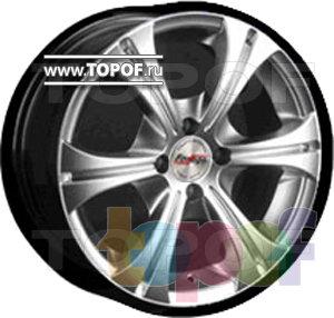 Колесные диски Forsage P0633. Изображение модели #1