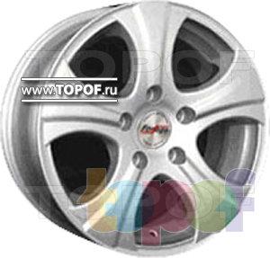 Колесные диски Forsage P0654. Изображение модели #1