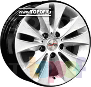 Колесные диски Forsage P0660. Изображение модели #1