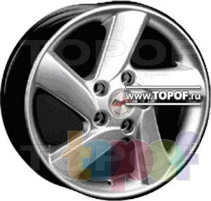 Колесные диски Forsage P0698. Изображение модели #1