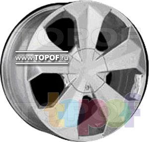 Колесные диски Forsage P0840. Изображение модели #1