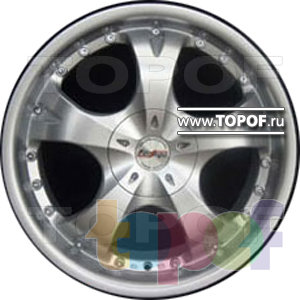Колесные диски Forsage P0875