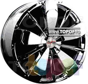 Колесные диски Forsage P0890. Изображение модели #1