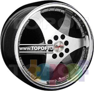 Колесные диски Forsage P1001