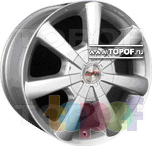 Колесные диски Forsage P1011. Изображение модели #1