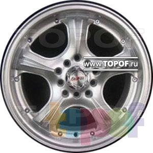 Колесные диски Forsage P1031. Изображение модели #1